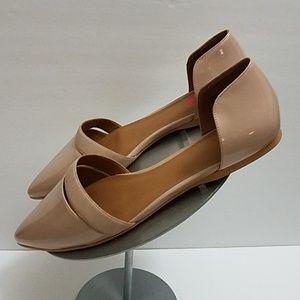 Nordstrom Shoes BP Tan Flats 10.5 New